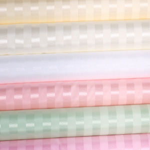 Wholesale Stripe Hotel Curtain Waterproof Bathroom Shower Curtain pictures & photos