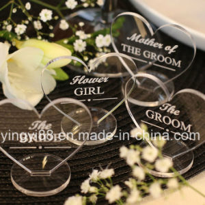 Factory Direct Sale Acrylic Wedding Table Decorations pictures & photos