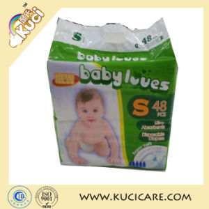 Super Soft and Breathable Baby Disposable Diapers in Bales