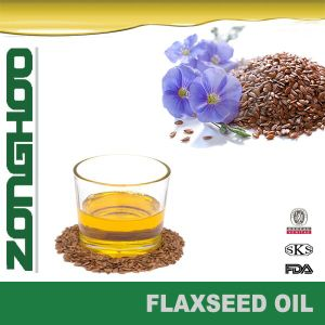 China Flaxseed Oil with High Linolenic Acid 50%
