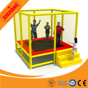 Kid′s Favorite Indoor Big Trampoline with Dodge Ball pictures & photos