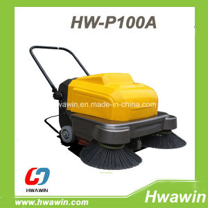 Walk Behind Floor Sweeper Machine for Workshop pictures & photos