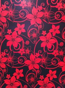 2015 Flocking Upholstery Fabric for Sofa pictures & photos