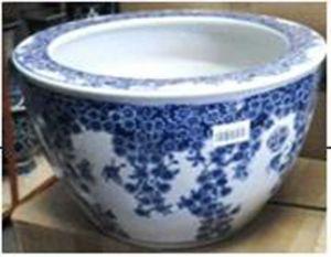 Chinese Antique Porcelain Pot Lw296 pictures & photos