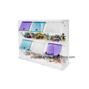 High Quality Acrylic Candy Display Box for Sale pictures & photos