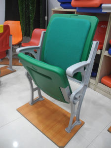 Upholstered Auditorium Seat / Stadium VIP Zone Folding Chair pictures & photos