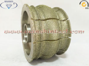 Electroplated Profiling Wheel for Marble Diamond Tool pictures & photos
