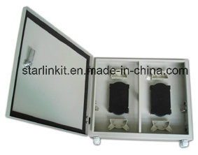 48 Port Wall Mounted Opitcal Fiber Terminal Box for FTTH pictures & photos