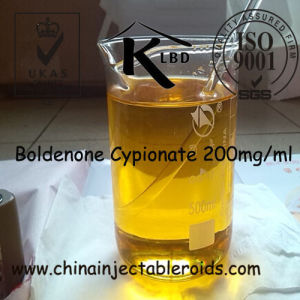 Semi-Finished Steroids Liquids Boldenone Cypionate 200mg/ml for Bodybuilding pictures & photos