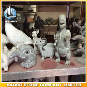 Stone Animal Carvings Custom Design Dinosaur pictures & photos