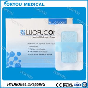 Hydrogel Dressing of Pieces pictures & photos