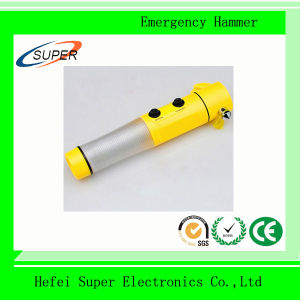 Multi Function Car Safety Emergency Hammer pictures & photos