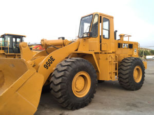 Used Cat 950e Wheel Loader, Used Caterpillar Loader for Sale pictures & photos