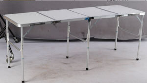 Aluminum Folding Table 180*60*70cm (ET-8847) pictures & photos