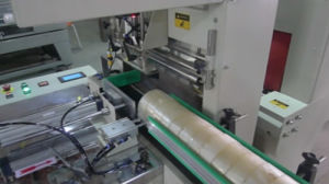 Automatic BOPP Tape Shrink Packing Machine pictures & photos