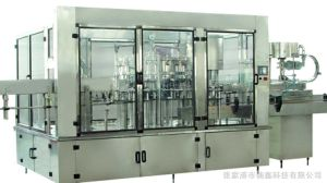 Stainless Steel Auto Water Filling Machine 8-8-3 pictures & photos