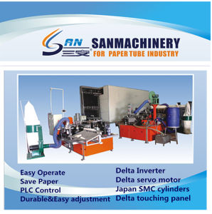 New Pneumatic Paper Cone Making Machine 15% Paper Wastage pictures & photos