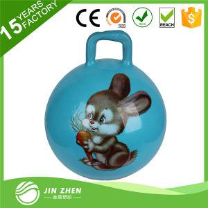 Eco-Friendly PVC Comfortable Hopper Ball