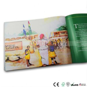 Cheap Child Book Catalog Saddle Stitch Book Printing pictures & photos