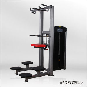Weight Assisted Chin DIP Machine/High Quality Professional Assist DIP Chin pictures & photos