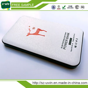 Power Bank Charger 4000mAh Christmas Gift pictures & photos