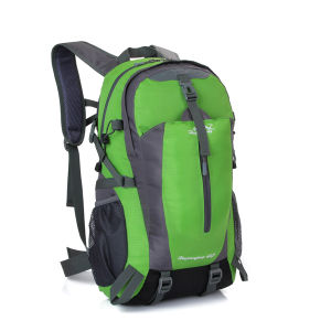 600d Polyester School Backpack pictures & photos