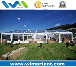 15X30m Transparent Luxury Marquee Tent for Wedding and Party pictures & photos