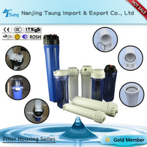 Cartridge Filter Housing for Home Water Purifiers pictures & photos