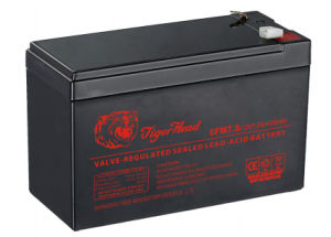 12V 7.5ah Lead Acid Battery Deep Cycle Battery Gel Battery UPS Battery Solar Battery pictures & photos