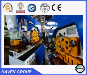 Steelworker Machine, Steel Ironworker, Metalworker for Stainless pictures & photos