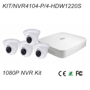 1080P Network Video Recorder {Kitkit/NVR4104-P/4-Hdw1220s} pictures & photos