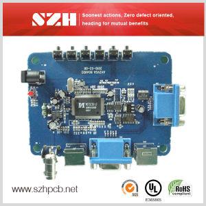 Compelete 2.4mm 2oz HASL Intercom System PCB PCBA pictures & photos