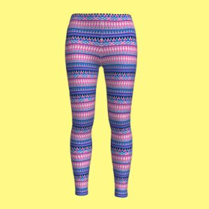Custom Design Women′s Leggings