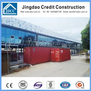 High Qualtiy and Fast Assemble Steel Structure Show Room pictures & photos