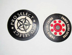 High Quality Rubber Garment Label for Sale pictures & photos