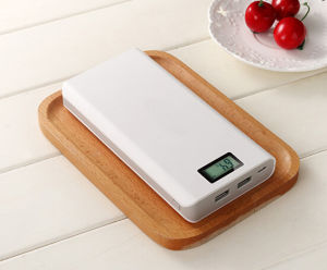 20000mAh Portable Battery Charger with LCD Display & Double Output for Smart Phone pictures & photos