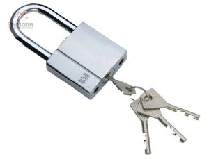 High Quality Brass Blade Padlock pictures & photos