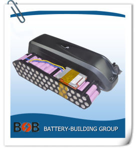 48V 10.4ah Lithium E-Bike Battery with Samsung Icr18650-26f 2600mAh Cell pictures & photos