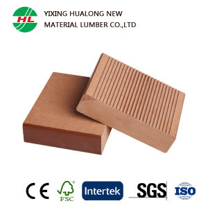 Solid WPC Decking for Outdoor Garden Swimming (HLM33) pictures & photos