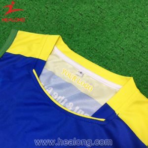 Healong Blue and White Customized Tennis Dresses Skirts Clothes for Women pictures & photos