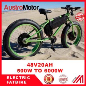 Fat Electric Bike Bicycle, E Bike with High Power 3000W 6000W Fat Bike Ebike pictures & photos