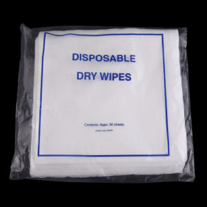 Spunlace Nonwoven 100 PCS Wet Wipes pictures & photos