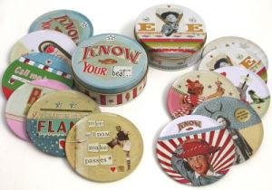 Tin Coaster and Tin Box pictures & photos