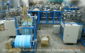Automatic Shoe Cover Making Machine pictures & photos