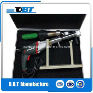 Plastic Hand Held Extrusion Welding Gun for PP HDPE pictures & photos