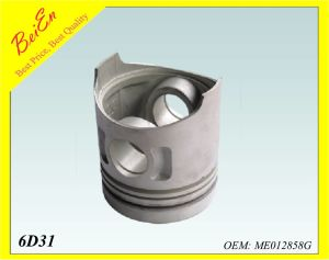 Good Quality Genuine Piston for Excavator Engine 6D31 (ME012858) pictures & photos
