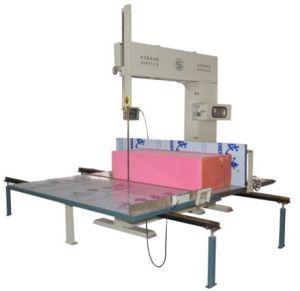Foam Vertical Cutting Machine Semi-Auto