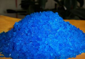 Copper Sulphate (sulfate) Pentahydrate Ar Reagent 99min Manufacturer pictures & photos