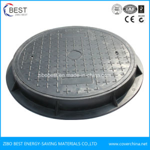 En124 C250 Heavy Duty Waterproof Telecom Manhole Cover with Frame pictures & photos