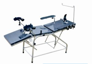 Ordinary Operating Table, Surgery Bed, CE ISO 9001 Certified
